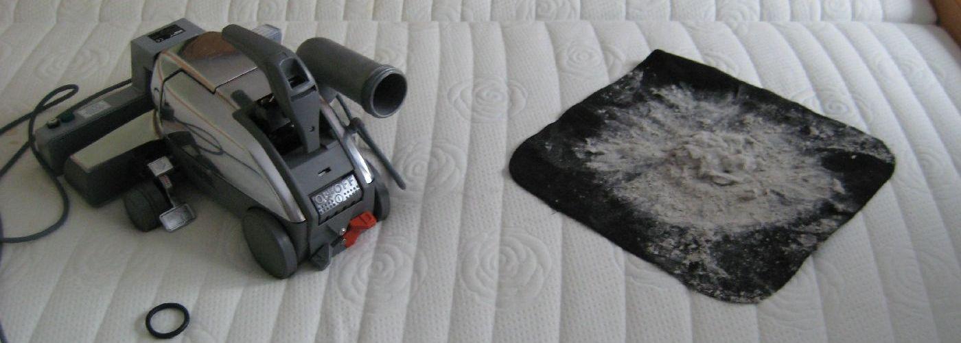 Die mobile Matratzenreinigung ab € 29